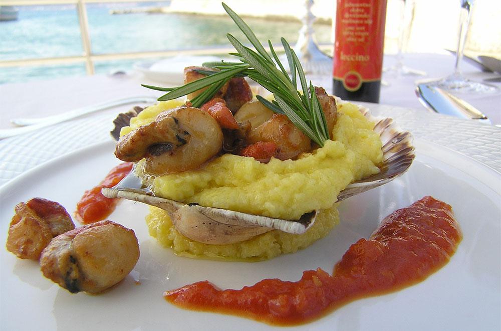 Restauranter i Zadar