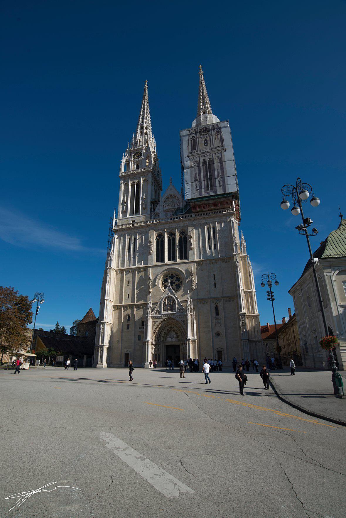 Zagreb i efterårsferien