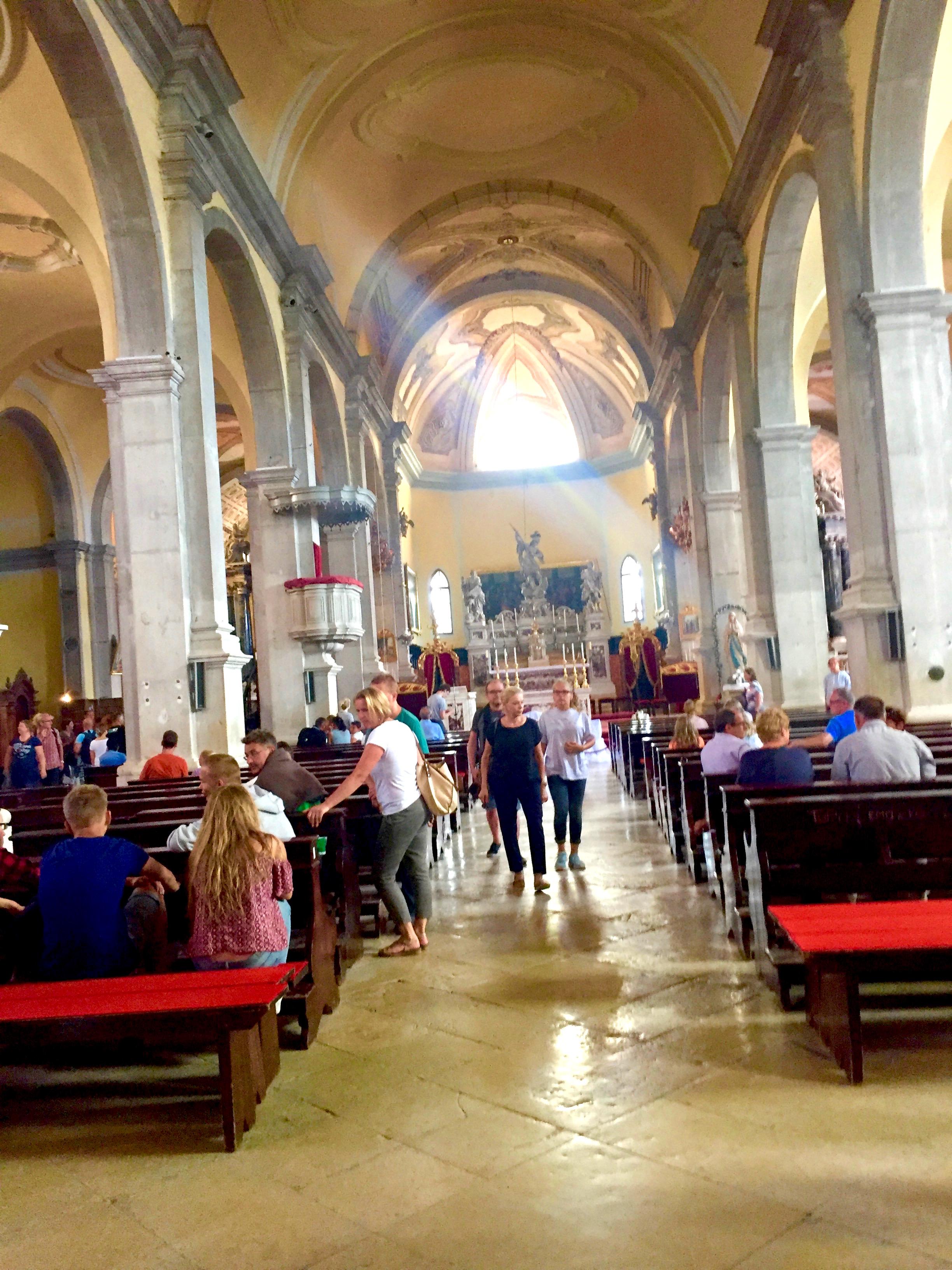 Rovinj kirke