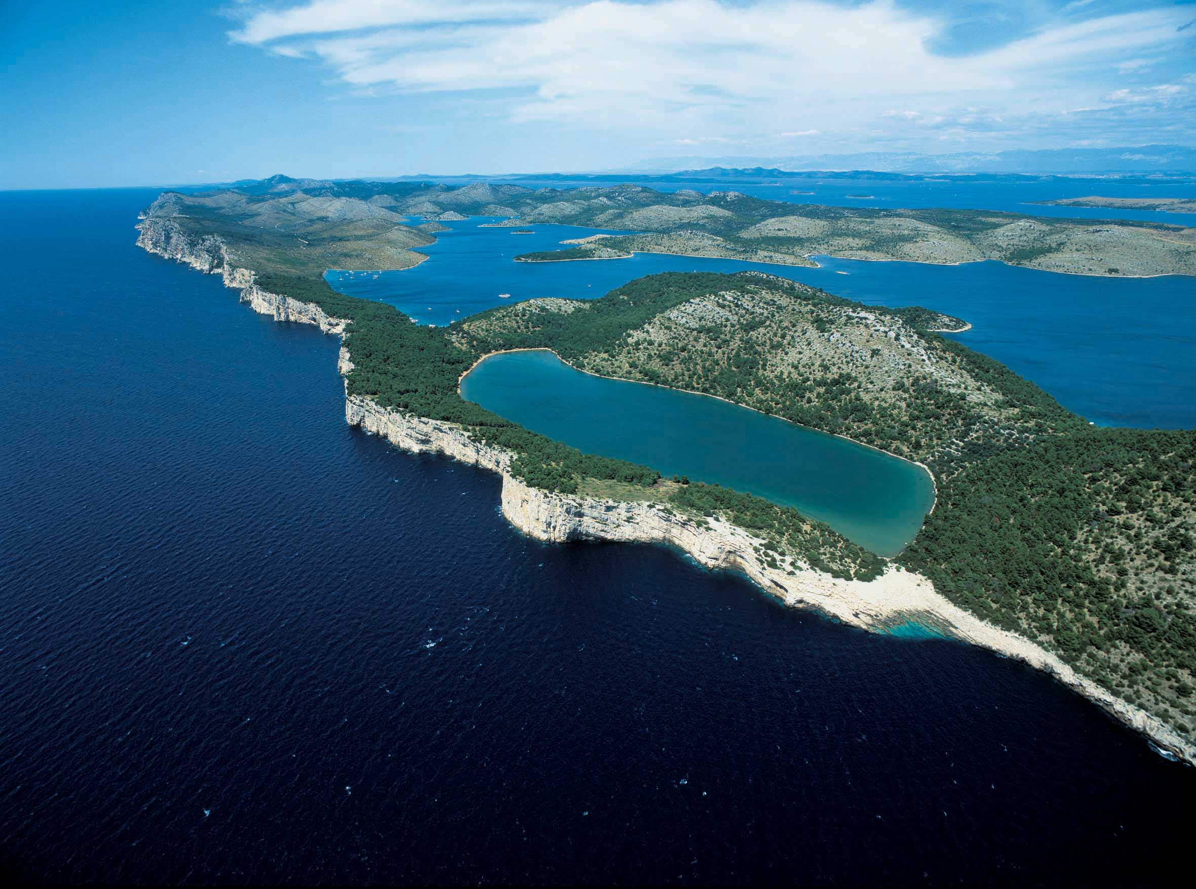 Dugi otok Telascica Bay 05