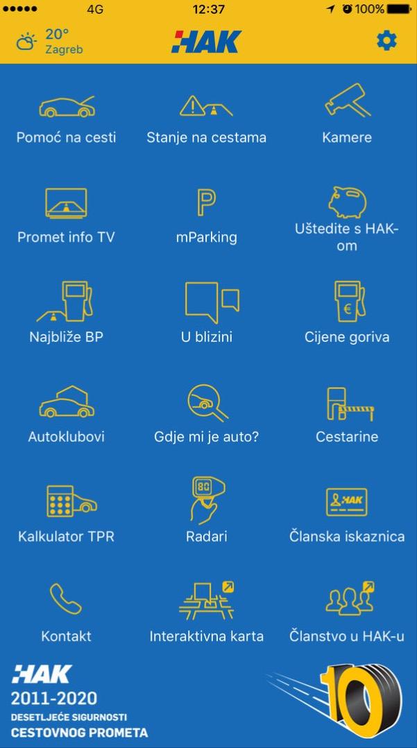HAK app
