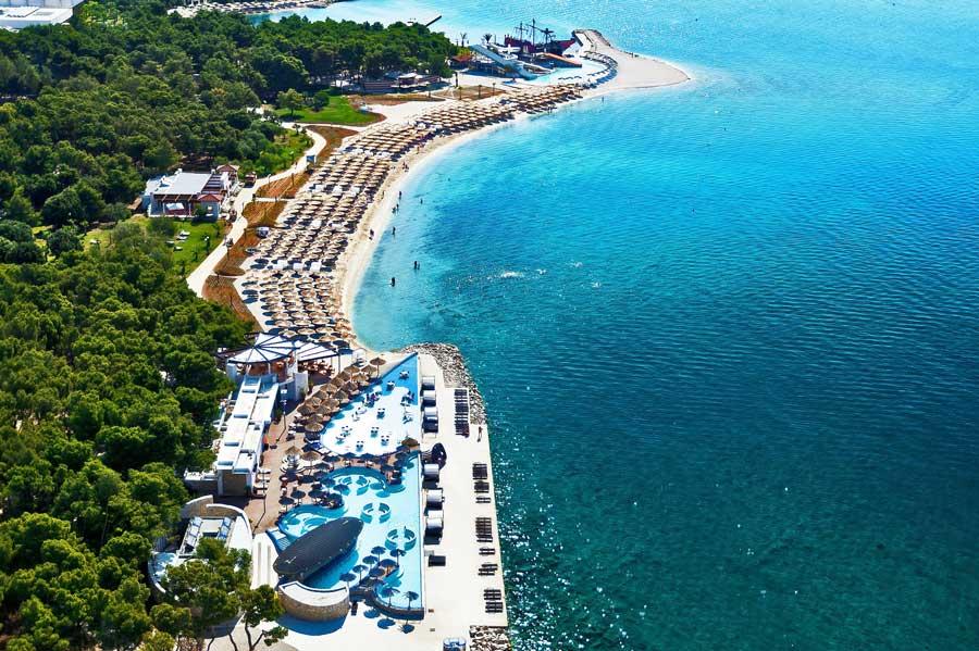 Solaris beach resort sibenik