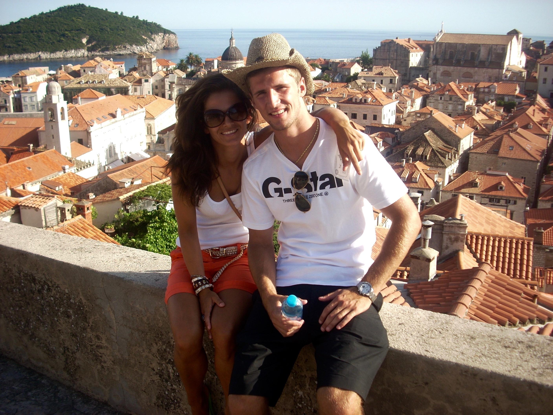 Dubrovnik - Marko og jeg
