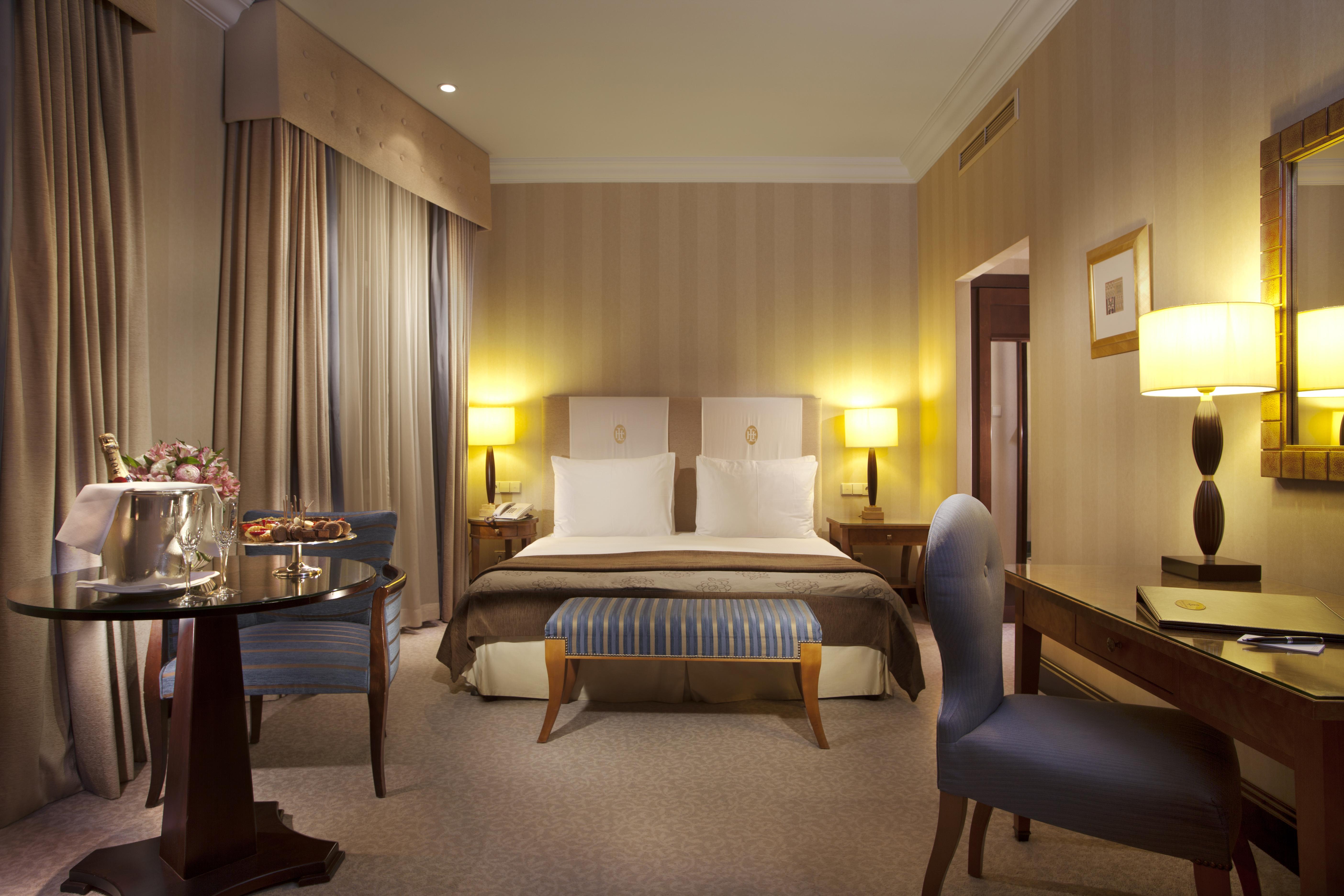 Esplanade Zagreb Hotel - Deluxe Room