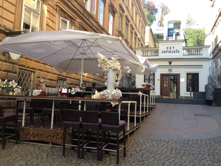 Zagrebs bedste vinbar
