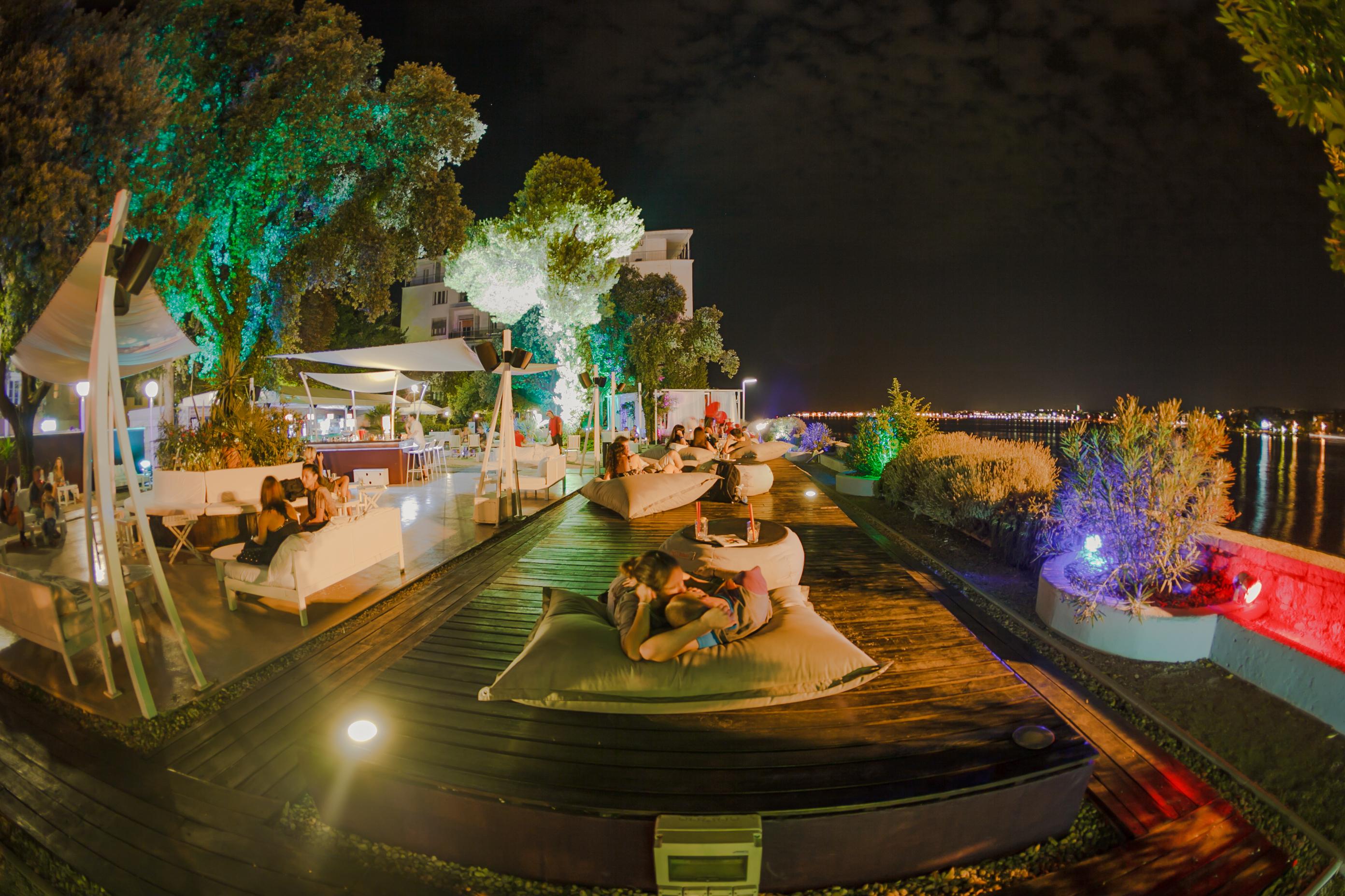 The Garden Lounge i Zadar