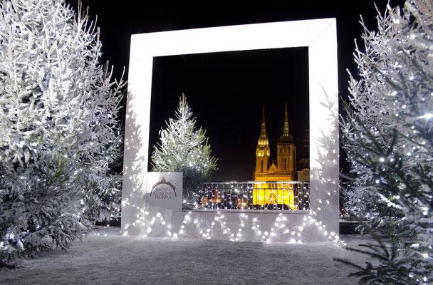 Zagreb julemarked 2