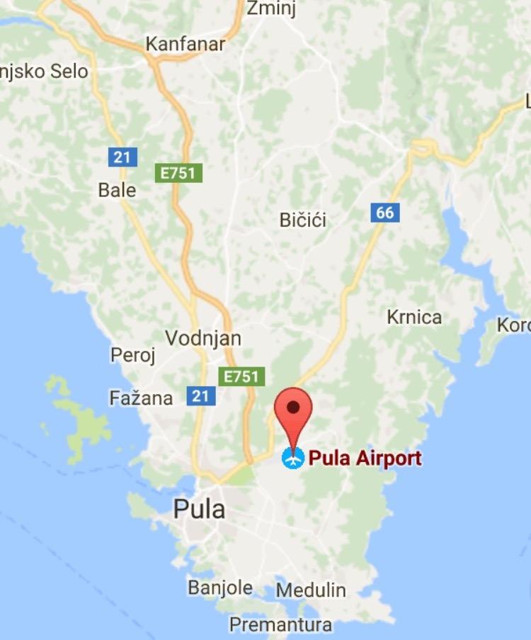 Pula Lufthavn1
