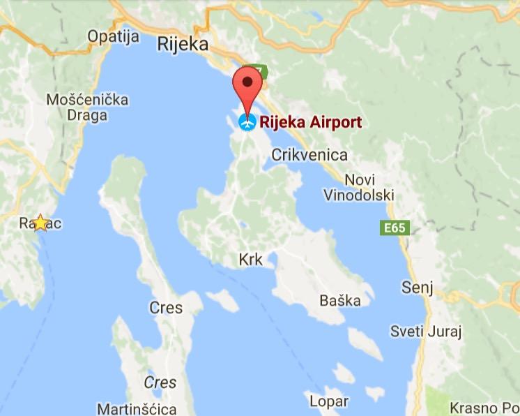 Rijeka Lufthavn2