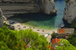 Europas bedste strand ligger i Kroatien