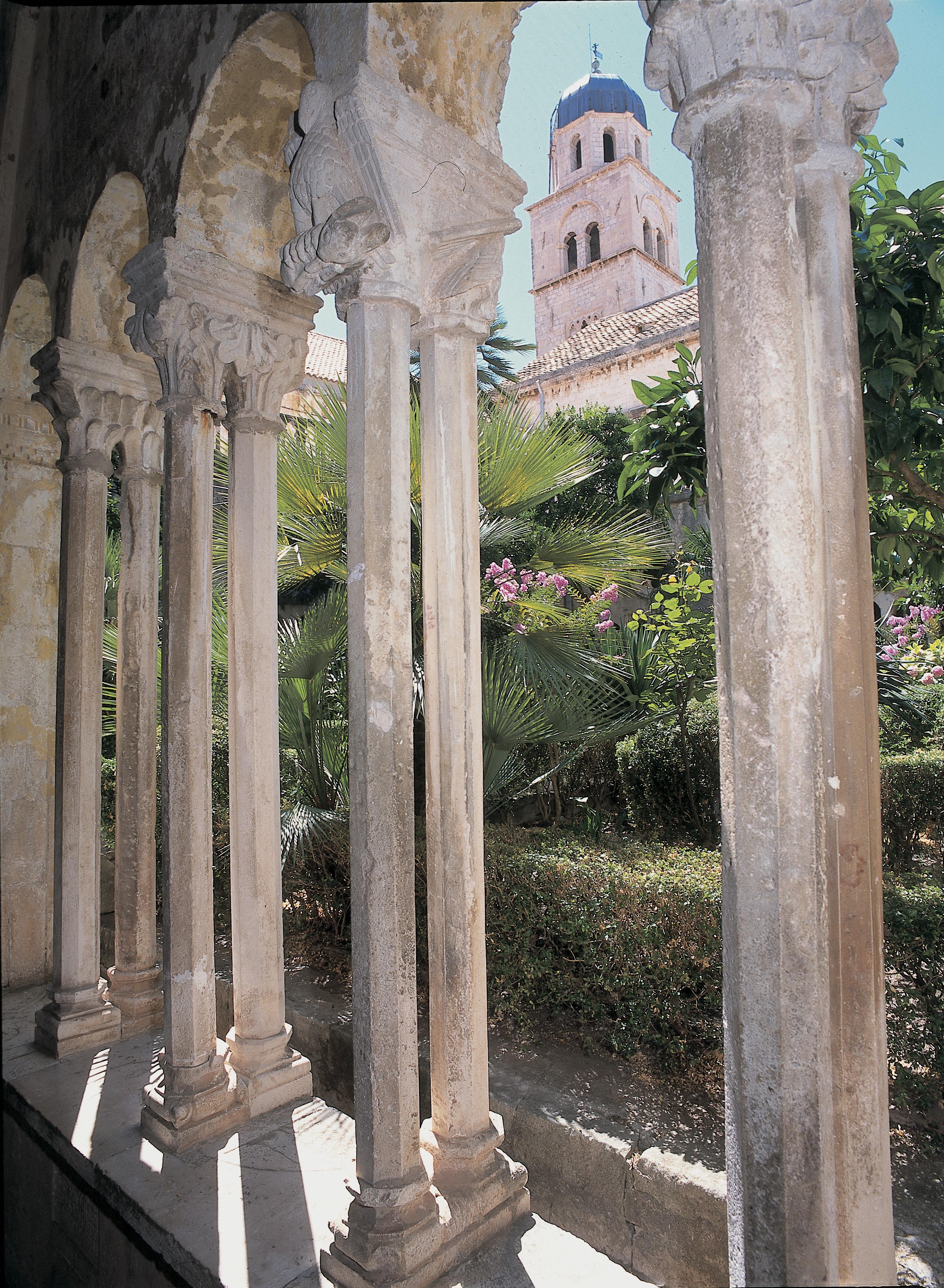 Klaustar u Dominikanskom samostanuAndrijaCArli