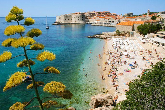 Dubrovnik Banje vistit Hvar
