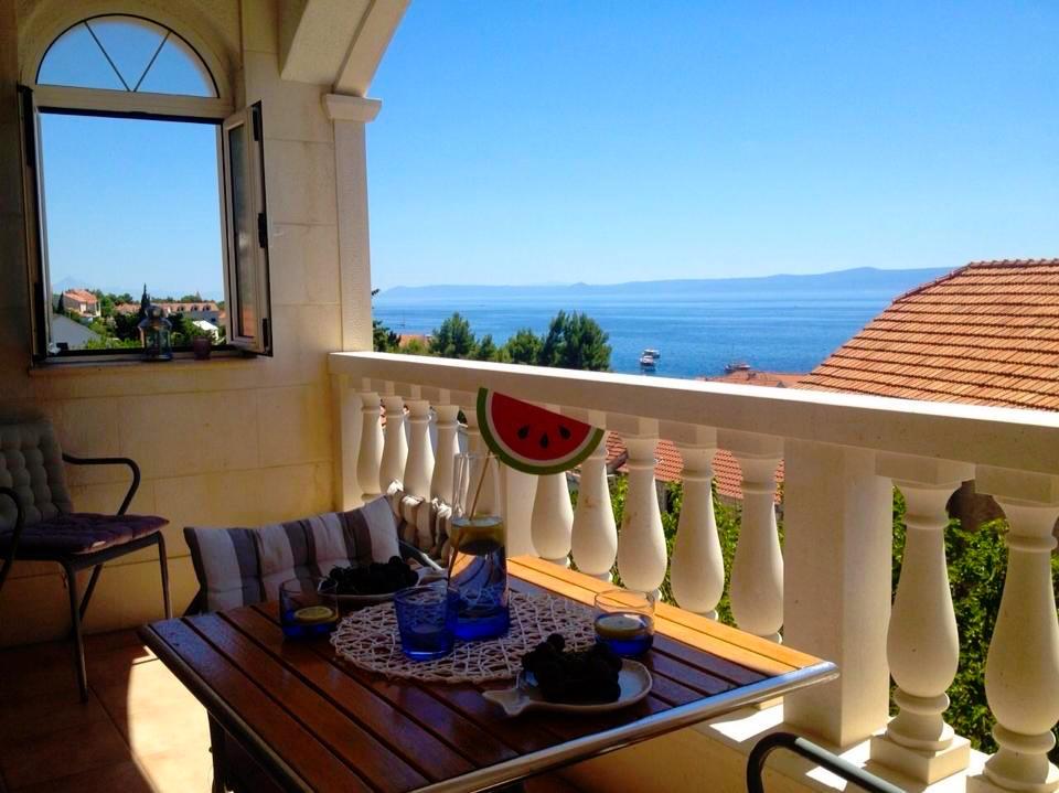 Villa Mira Bol udsigt