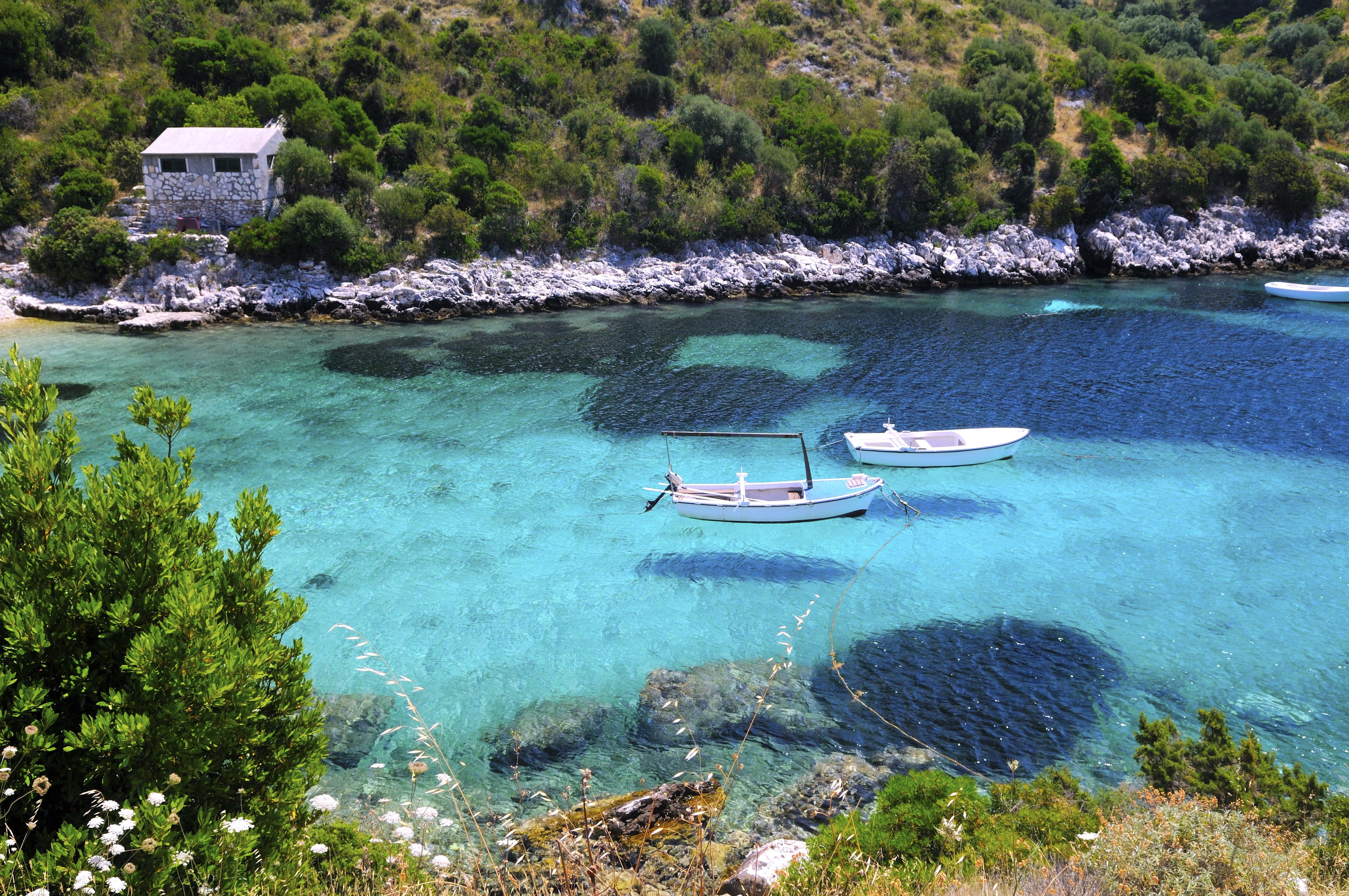 5 unikke øer langs Kroatiens smukke kyst
