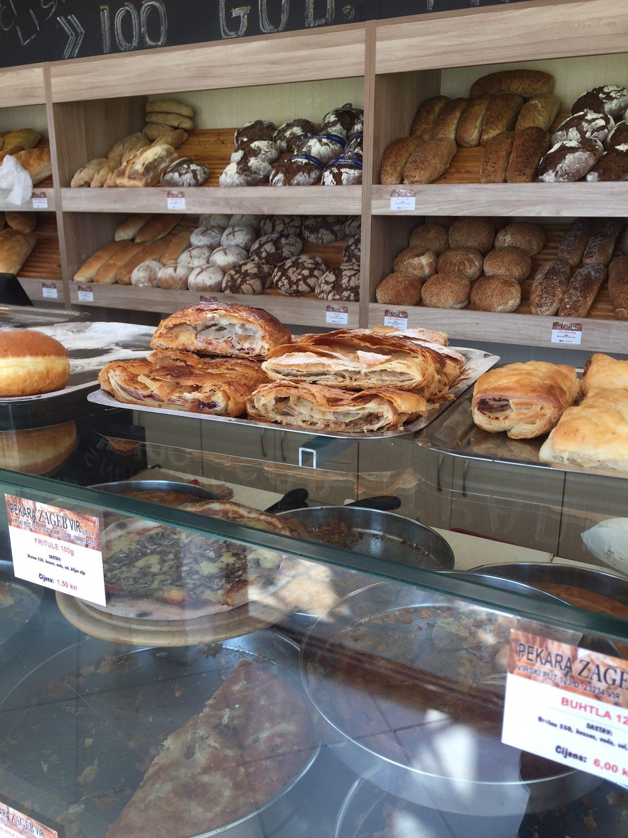 Nova pekara zafreb