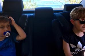 Kør-selv-ferie og sikkerhed i bilen med gode autostole