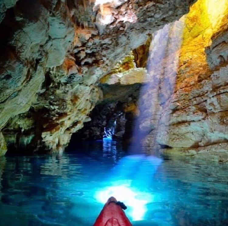 Grotten Golubinka