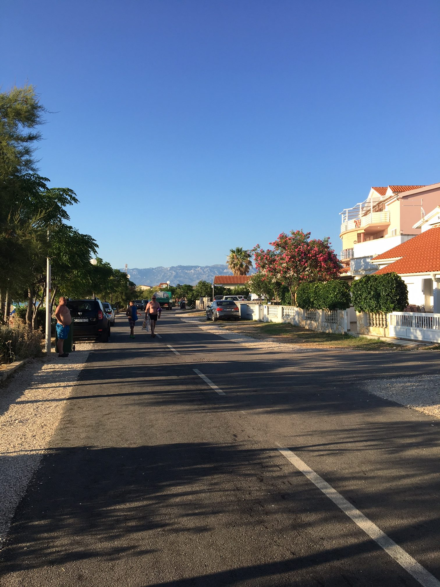 Vir promenade