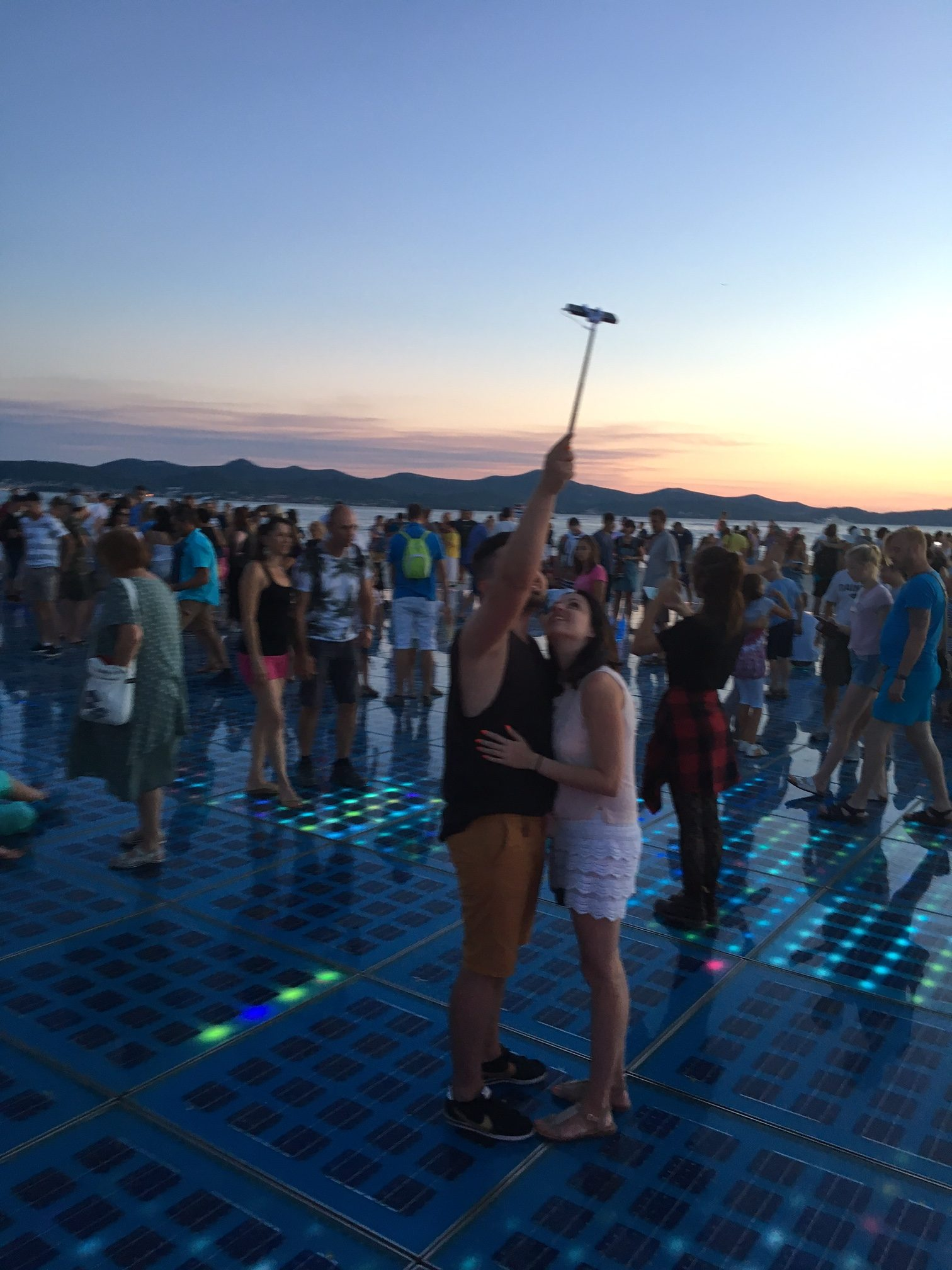 Zadar installation