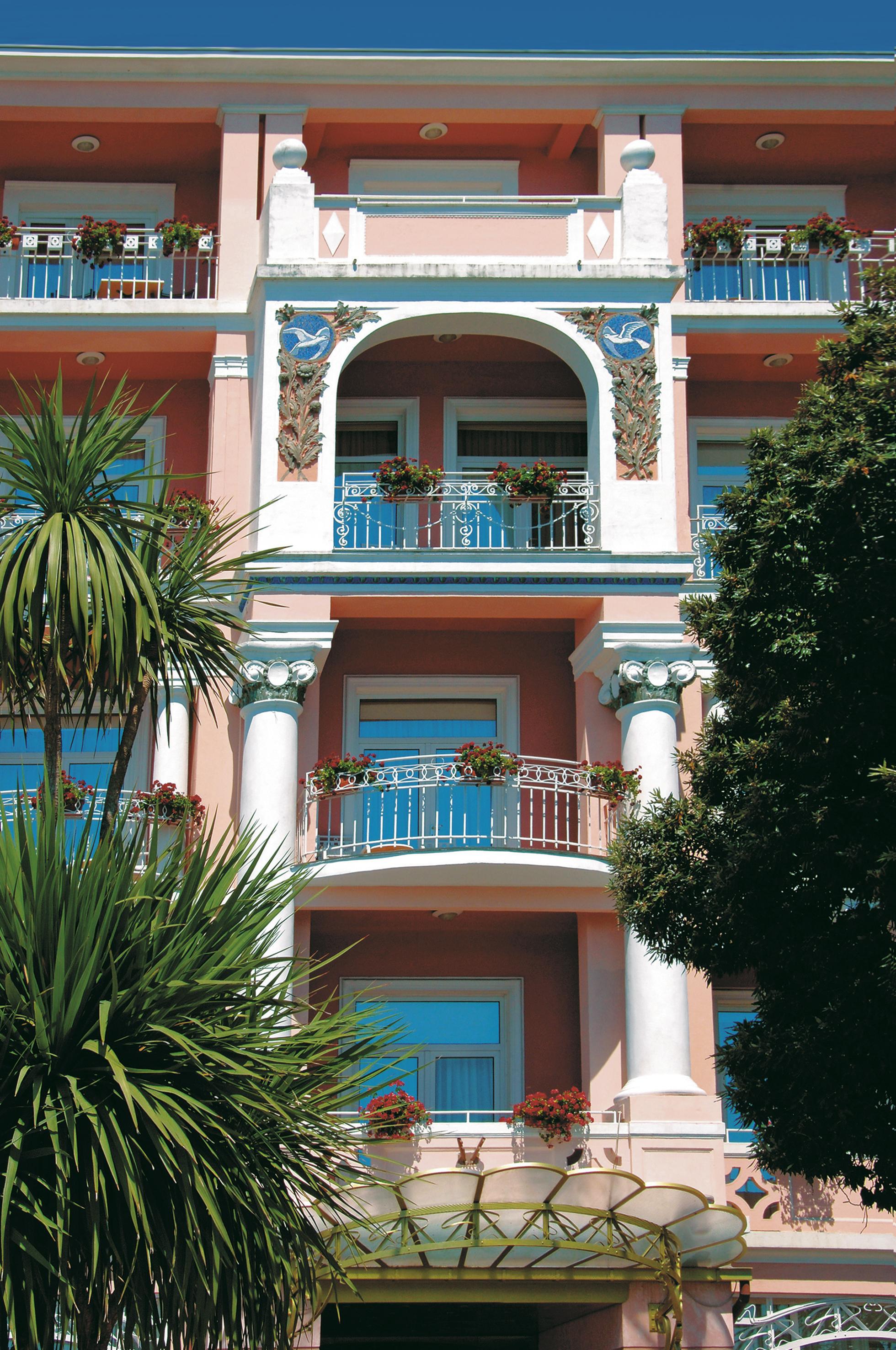 Mozart Hotel Renco Kosinozic