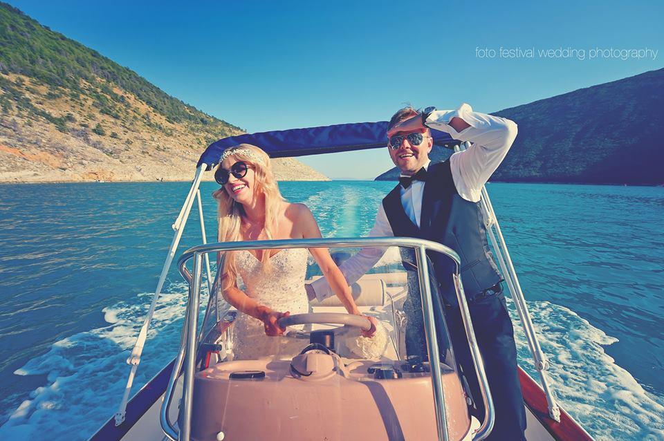 Båd getaway