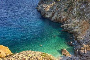 Ren idyl på øen Cres