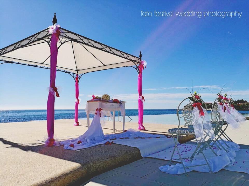 Bedste bryllupsdestination i Kroatien