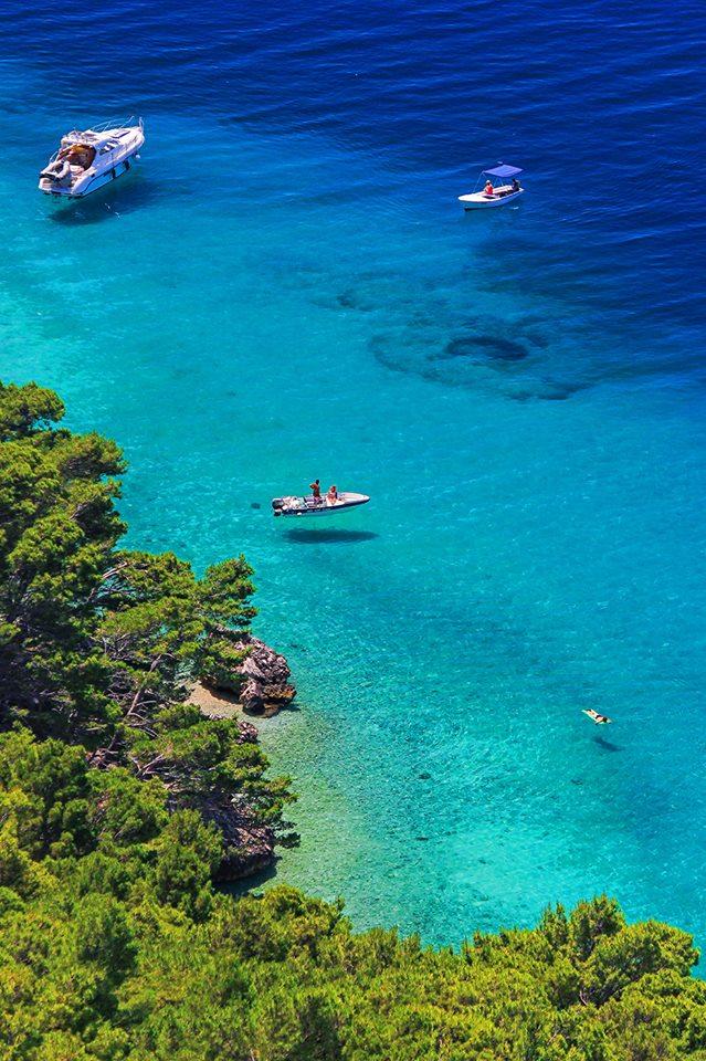 Makarska smukke strand