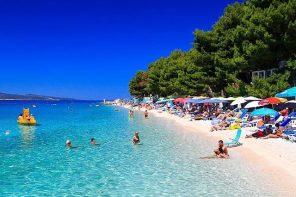 5 fantastiske strande langs Makarska-rivieraen og 10 bud på gode steder at bo