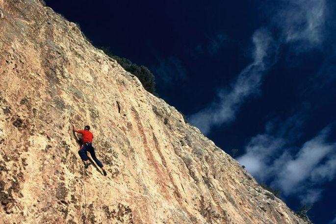 Hvar klatring