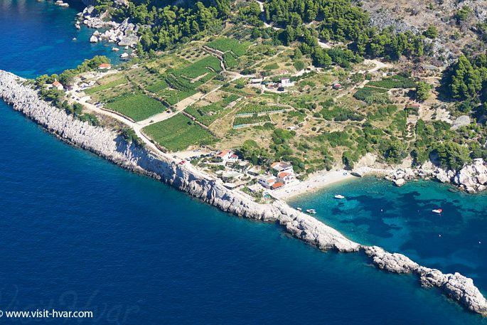 Landsbyen Zarace