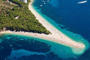 Brac er en af de smukkeste øer i Adriaterhavet