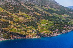 Halvøen Peljesac er det bedste upcoming sted i Kroatien