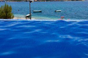 Vores ferie i Brodarica bød på idyllisk charme