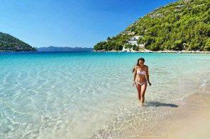 Insidertips til 3 bedste strande i Kroatien 2018